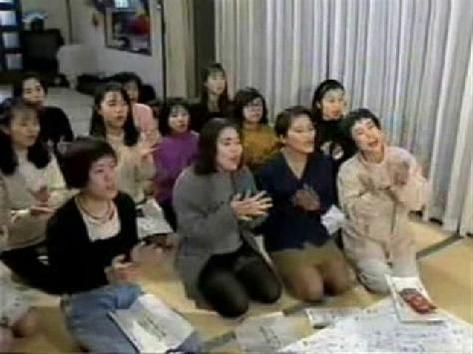 女子部の会合