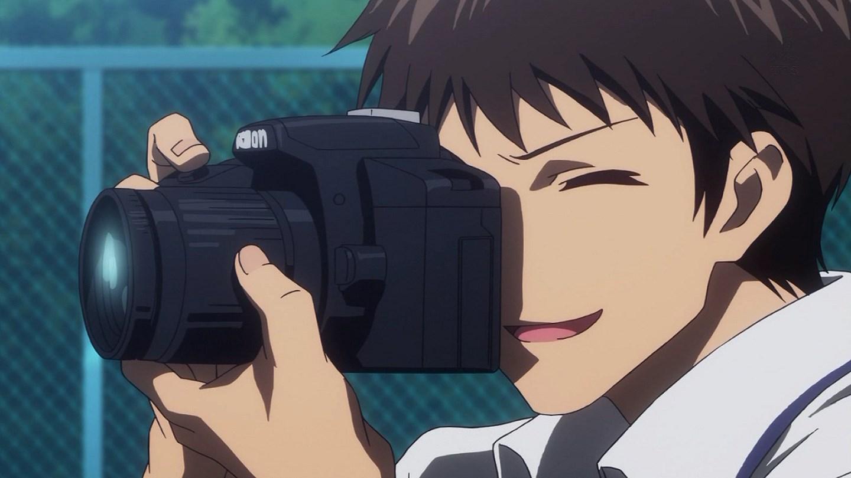Anime Characters Born On May 6 : Kazuya maeda images