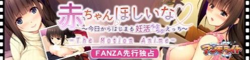 【20%OFF】 赤ちゃんほしいな~今日からはじまる妊活えっち~ The Motion Anime
