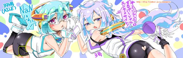 NaNじぇいTOP画15s