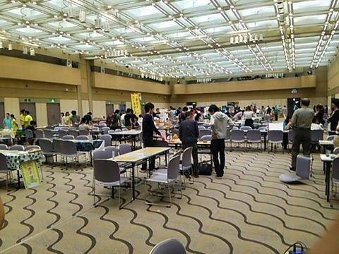 イベントレポート:ファミリーボードゲームフェスティバル2016