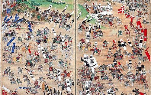 関ケ原の戦い2