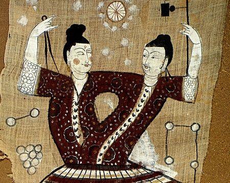 女媧と伏羲