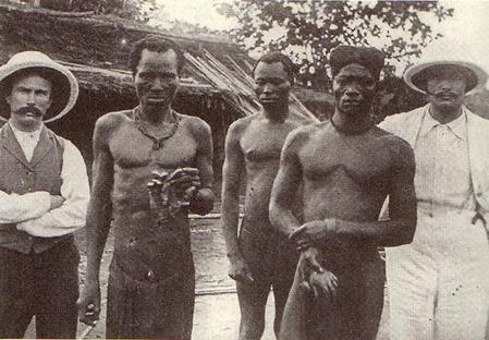 ベルギー領コンゴ