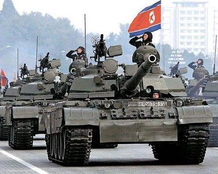 北朝鮮人民軍