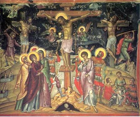キリスト十字架