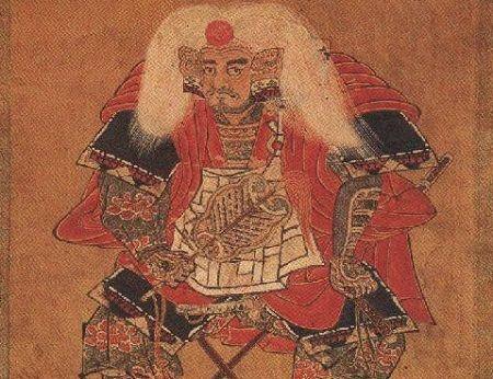 武田信玄肖像画