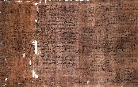 古代エジプト_パピルス