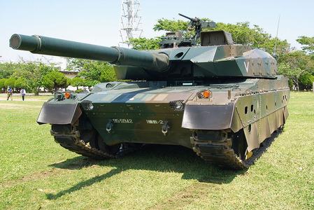 10式戦車2