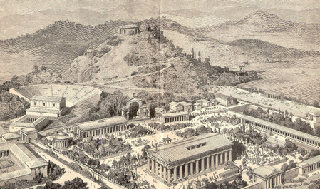 古代オリュンピア