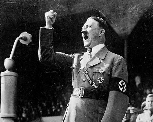 ヒトラーw