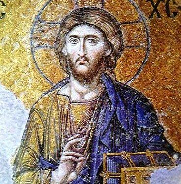 キリスト壁画_1