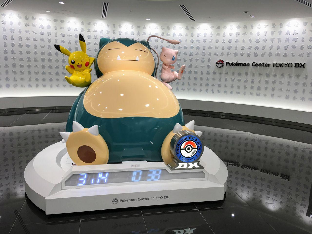 ポケモンセンター トウキョーdx」へ行ってきました。 : ゲームブラザーズ
