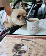 『Bubby's』で朝ご飯♪
