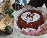 『蔵』特製「ガジケーキ♪」