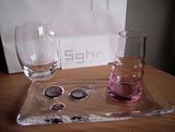 我が家にやって来た『Sugahara』のガラス達♪