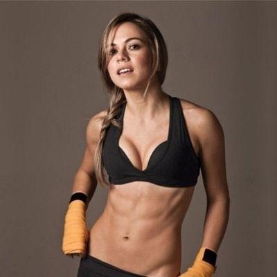 【画像】筋肉質な女子の画像で興奮するスレwwwwwww