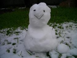 雪の日のおやくそく?