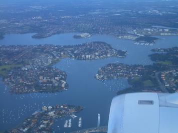 シドニーのどっか。