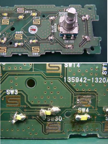 LED回路修復②