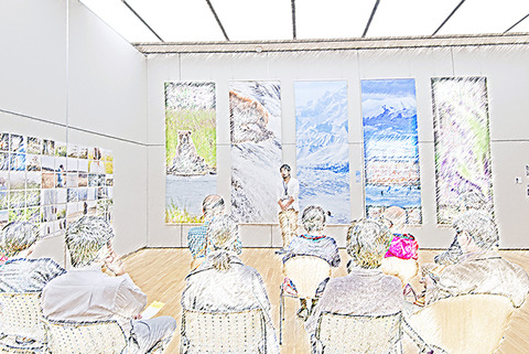 Gallery talk001p