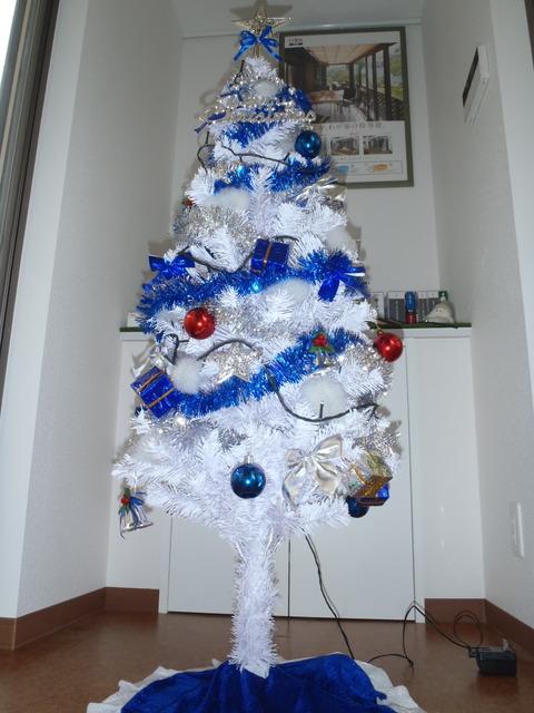 クリスマスツリー02
