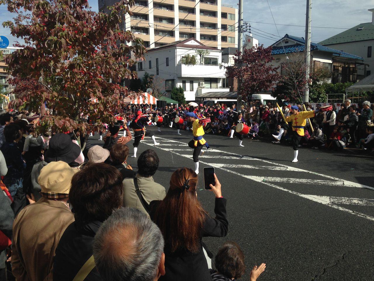 琉球國祭太鼓