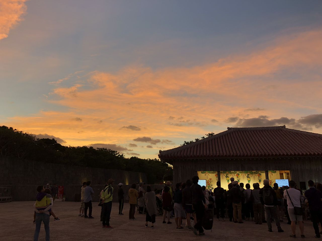 首里城の踊り