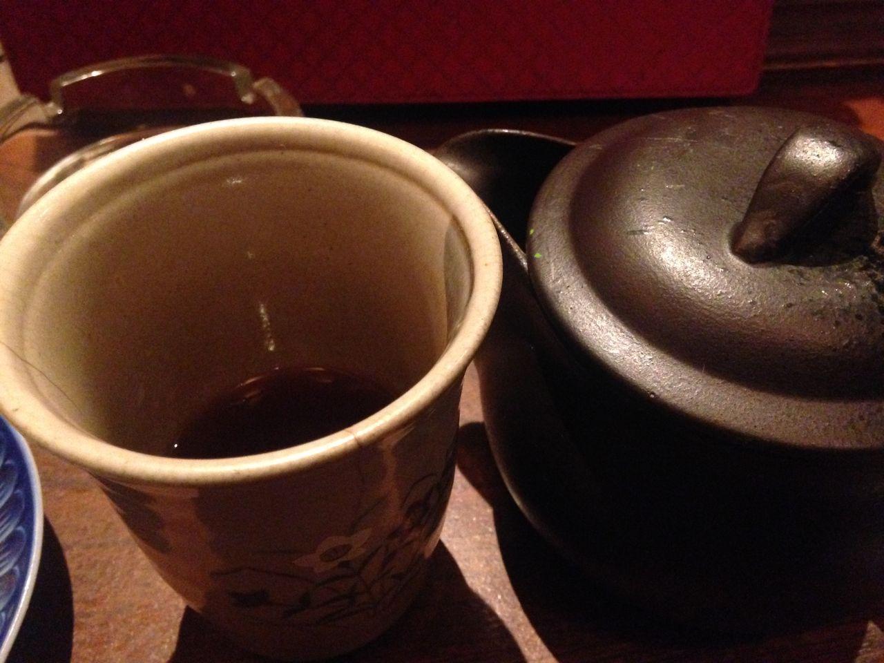 酒菜でお茶