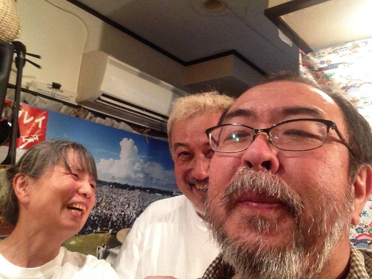 島袋陽子&中川五郎3