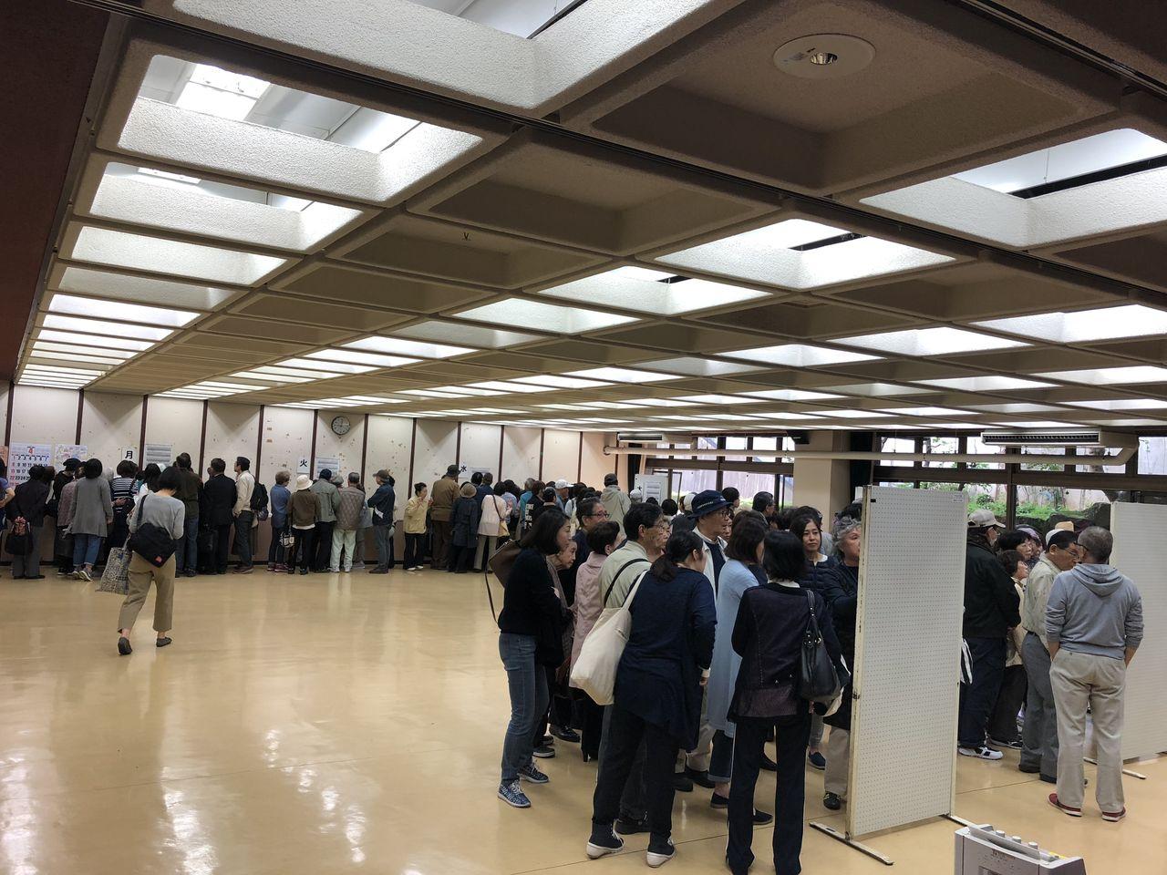 中央公民館の調整会