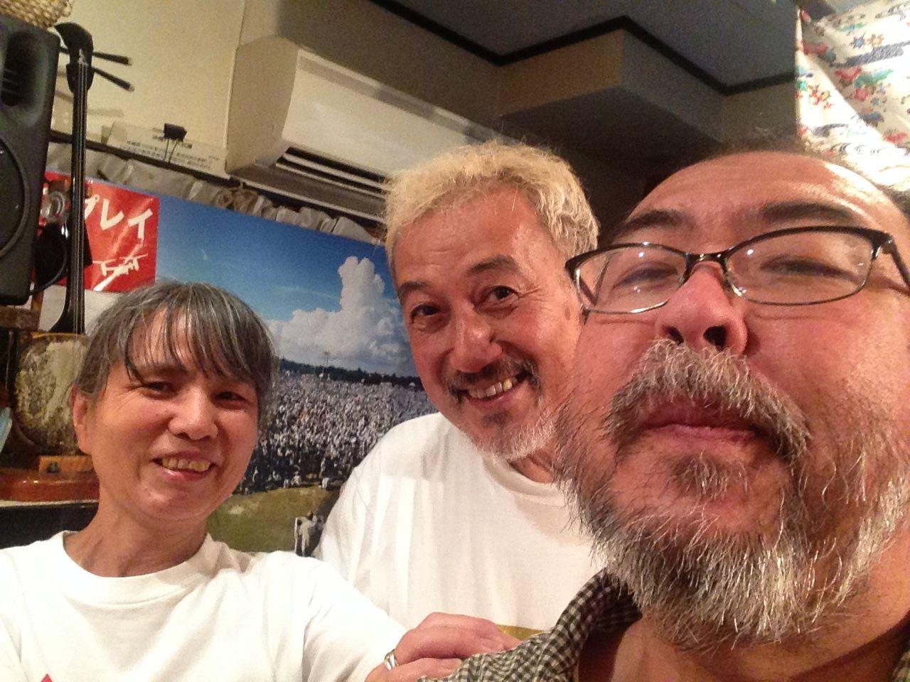 島袋陽子&中川五郎2