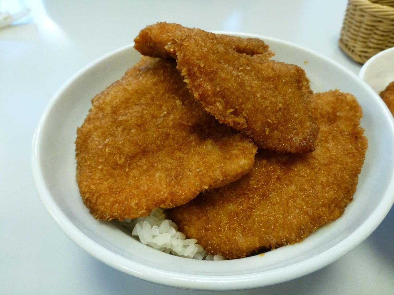 カツ丼(5枚)1,050円