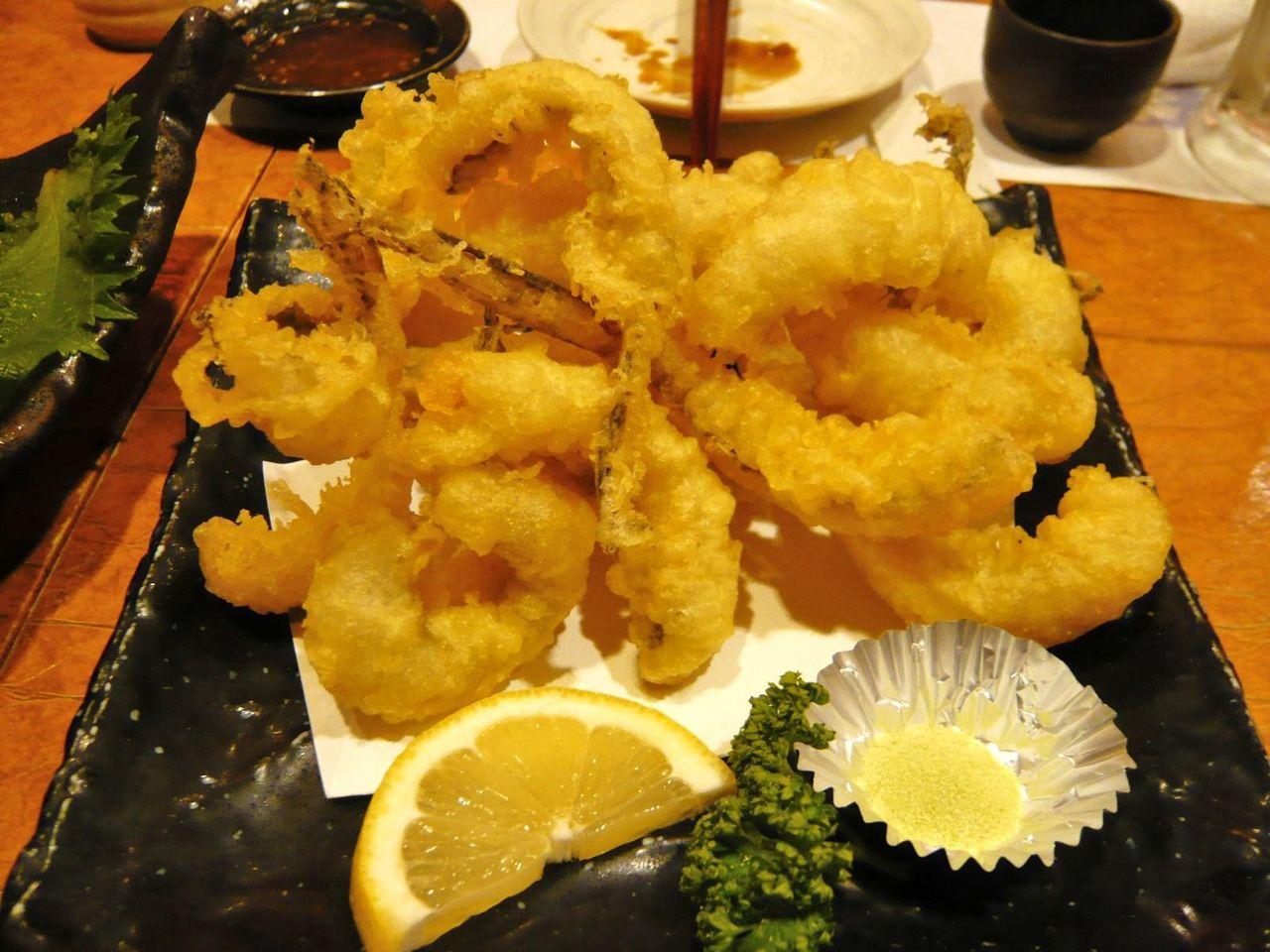 メゴチの天ぷら480円