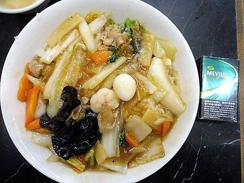 とうりゅう 中華丼大盛2