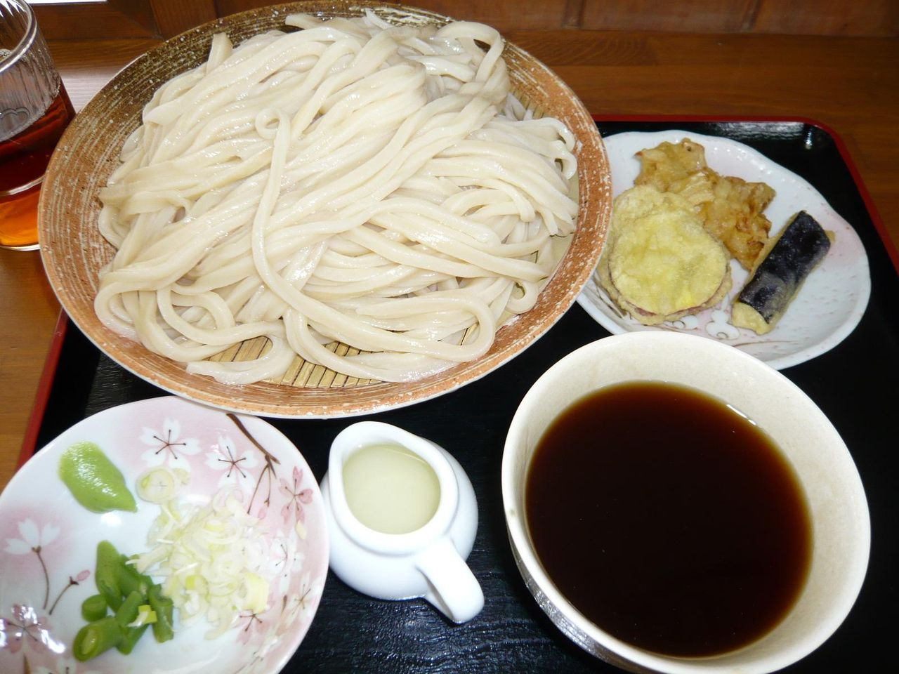 つけ麺大盛550円