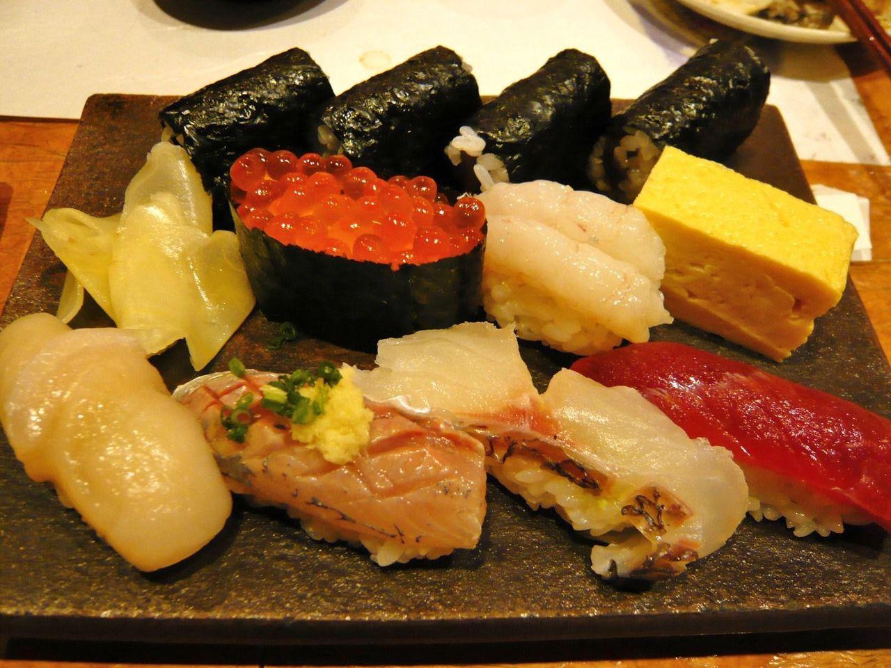 上寿司980円