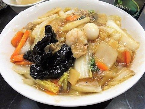 とうりゅう 中華丼大盛1
