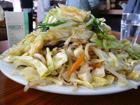 こうえいけん 上海麺大盛2