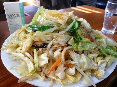 こうえいけん 上海麺大盛1