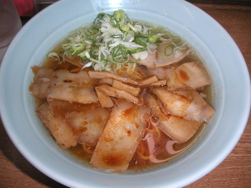 大トロチャーシュー麺700円