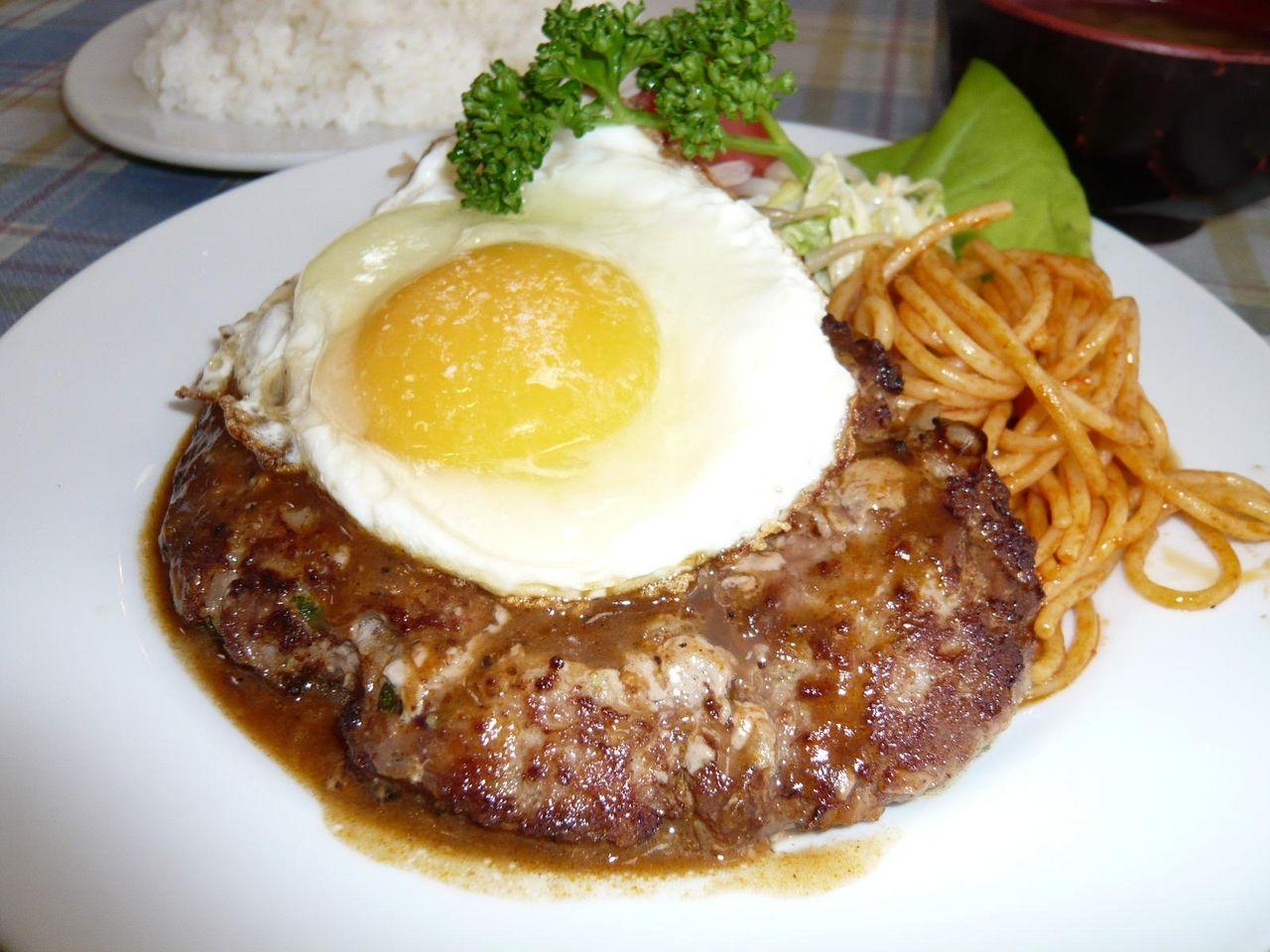 ハンバーグステーキ1,239円