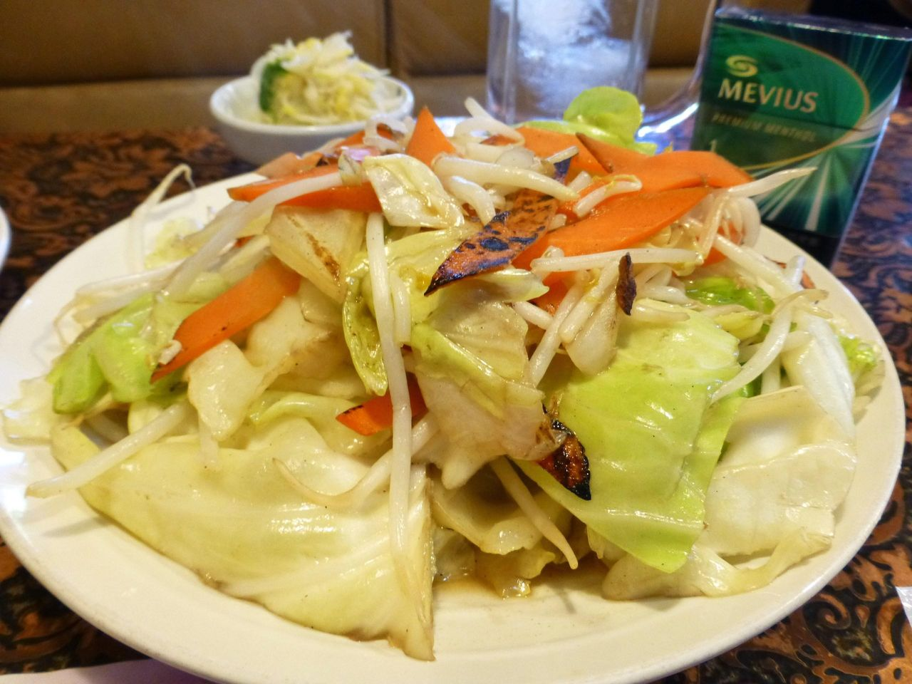 日頃不足しがちな野菜をタップリ補給できます!