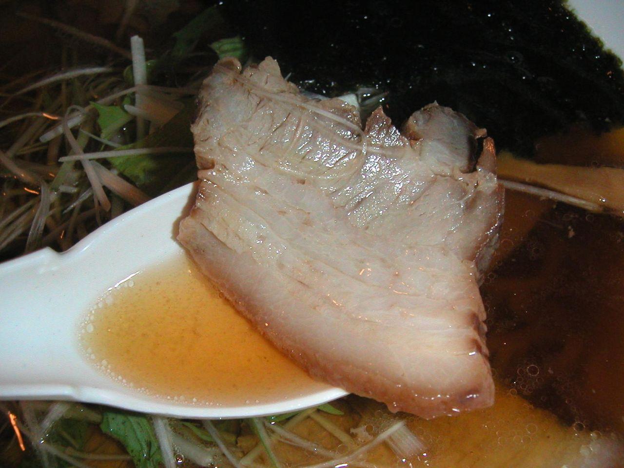 琉香豚チャーシュー