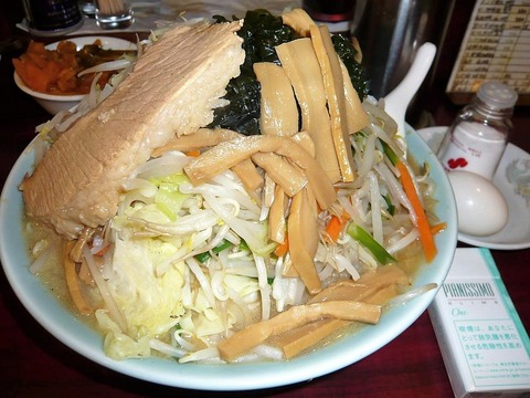 びっくらーめん ビックラーメン味噌2