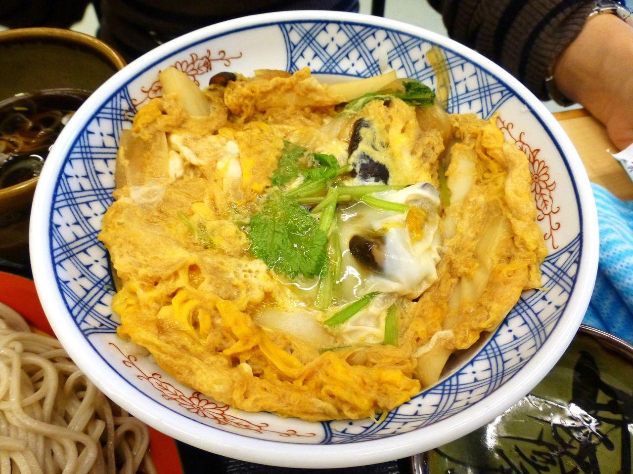 玉子丼単品は、430円です!