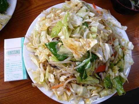 こうえいけん 上海麺大盛3