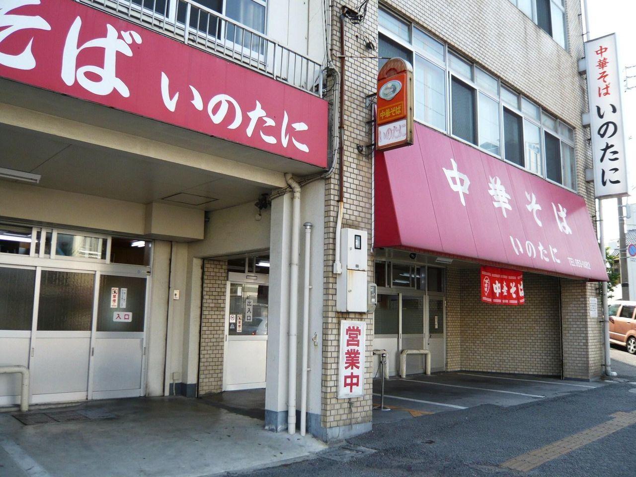 徳島ラーメンの行列店「いのたに」