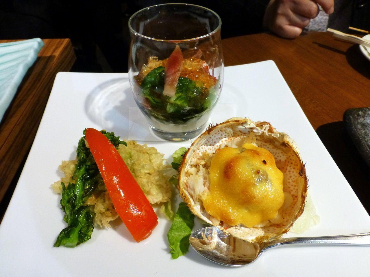 北海道産毛ガニ(限定5食)1,344円
