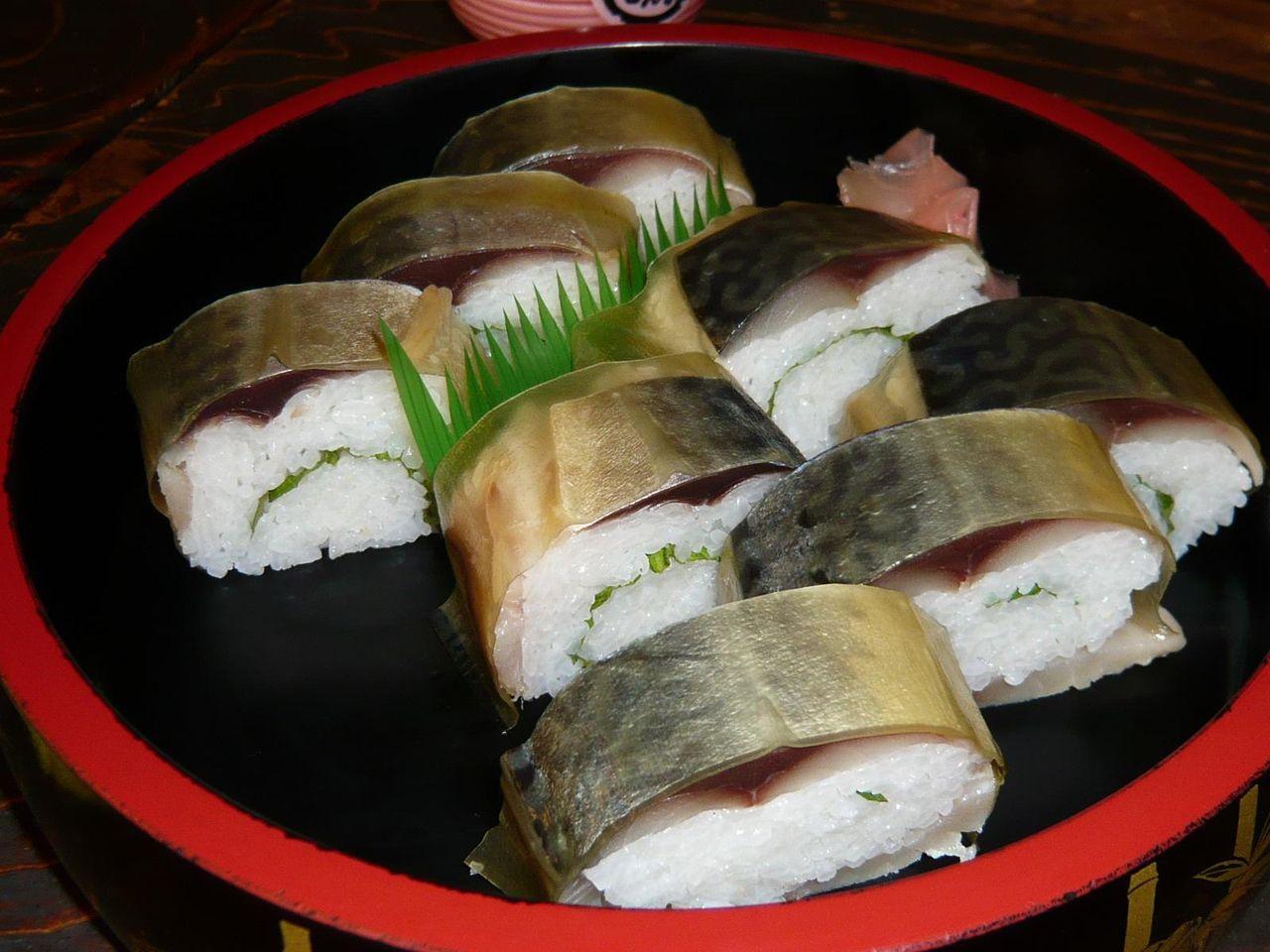 とても上品な味わいで旨い!・・・ばってら1,050円